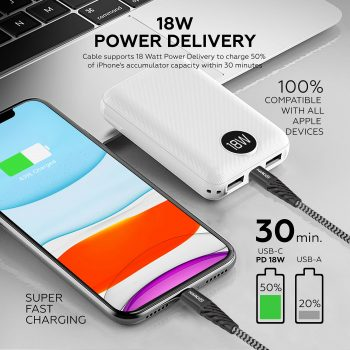 Power Delivery 18W ENG