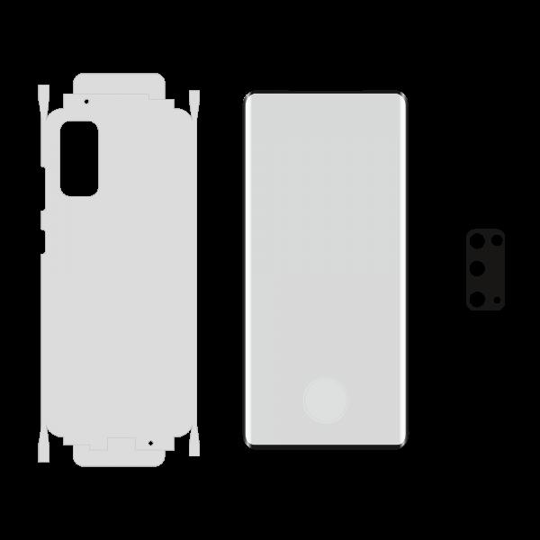 Samsung_Galaxy S20_3D_Black_Glass+Film_SE